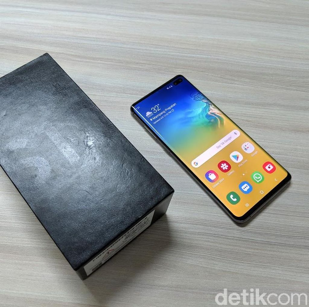 Ponsel Samsung Galaxy Bisa Hadirkan Menu Rahasia di Restoran