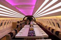 7 Pesawat yang Diubah Jadi Restoran, Keren!