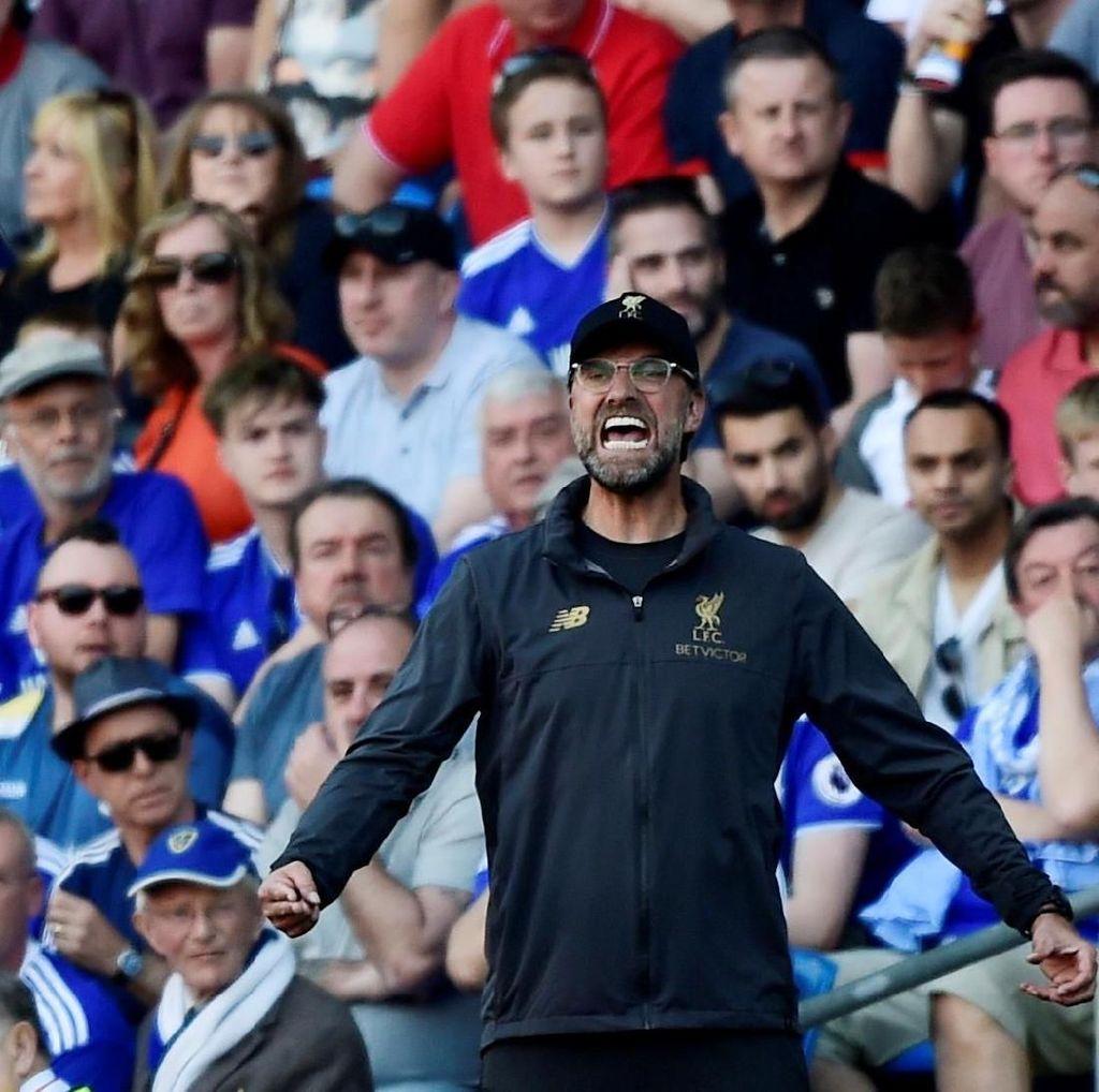 Liverpool Menang karena Main Sabar