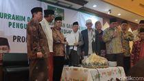 Bareng Maruf Amin, PBNU Syukuran atas Kesuksesan Pemilu 2019