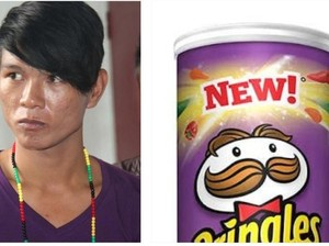 Gaya Kulineran Nazanin Boniadi hingga Corak Baju Babang Tamvan Mirip Pringles