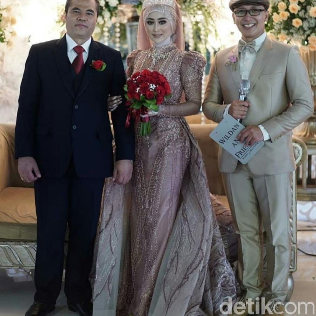 Mantan Bupati Garut Aceng Fikri Menikah Lagi