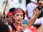 Gerakan Jaga Indonesia Kibarkan Merah Putih