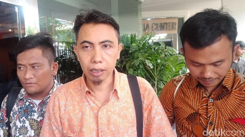 Komisioner KPU Ilham Saputra Dilaporkan Ke DKPP