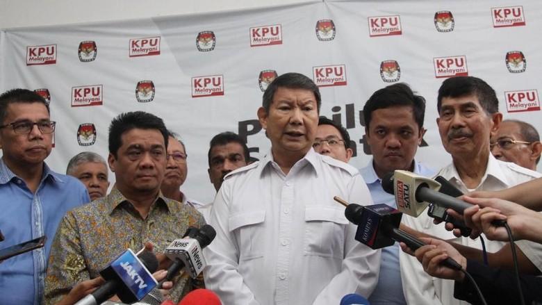 BPN: Prabowo Tak akan Ambil Langkah Inkonstitusional