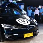 Soal Tesla Model X yang Sering Terbakar, Bagaimana Bluebird?
