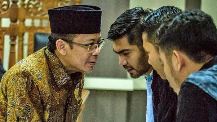 Taufik Kurniawan (Foto: ANTARA FOTO/Aji Styawan)