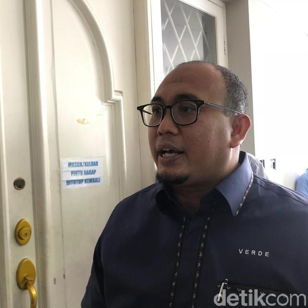 Andre Rosiade Jelaskan Lokasi Real Count Pemilu BPN Prabowo