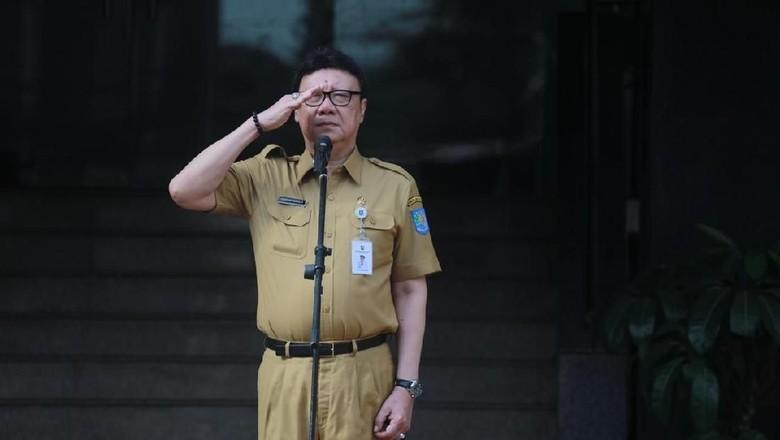 Banyak Petugas Pemilu Meninggal, Mendagri: Jadi Evaluasi Pemerintah