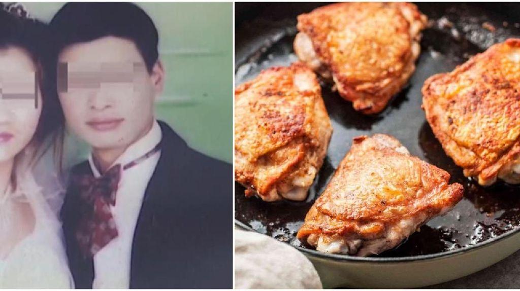 Hanya Karena Tak Dibelikan Ayam Goreng, Wanita Ini Tikam Suaminya hingga Tewas