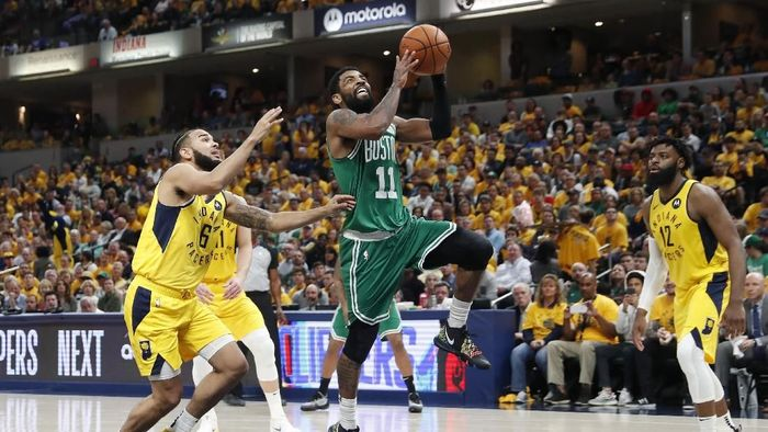 Boston Celtics kalahkan Indiana Pacers di gim keempat Playoff (Brian Spurlock-USA TODAY Sports)