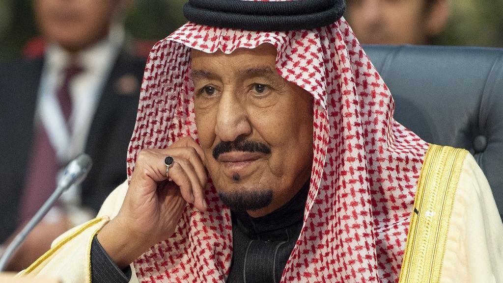 Operasi Pengangkatan Kantung Empedu Raja Salman Sukses