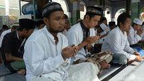 Puluhan Warga Binaan Ini Doa Bersama Minta Kesejukan Pascapemilu