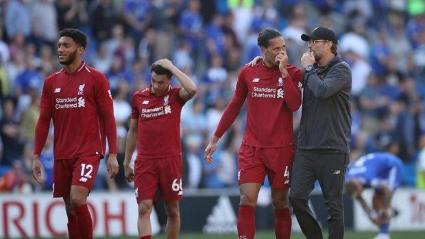 Liverpool tampil hebat di Liga Inggris musim ini.