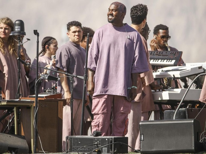 Kanye West Foto: Rich Fury/Getty Images for Coachella