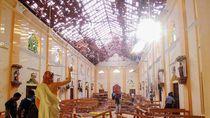 Ditangkap Atas Bom Paskah, Kepala Kepolisian Sri Lanka Bisa Didakwa Pembunuhan