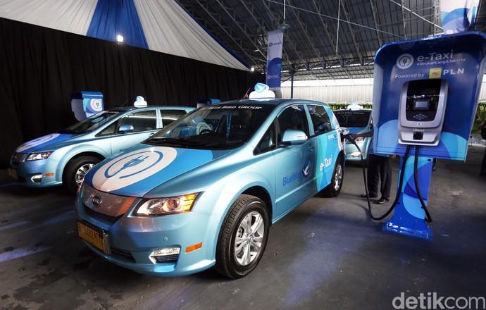 Yuk, Intip Kecanggihan Mobil Listrik Buatan China