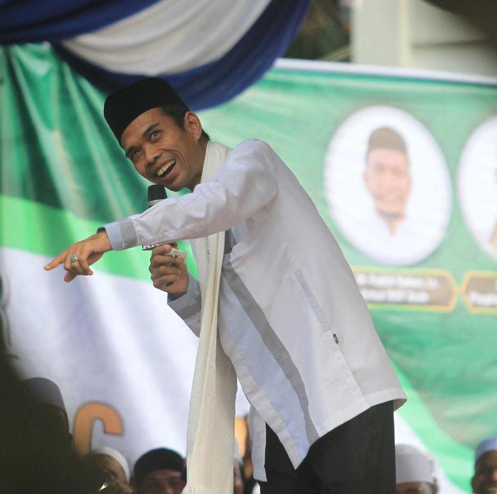 Video Ustaz Abdul Somad Jelaskan Soal Salib yang Viral