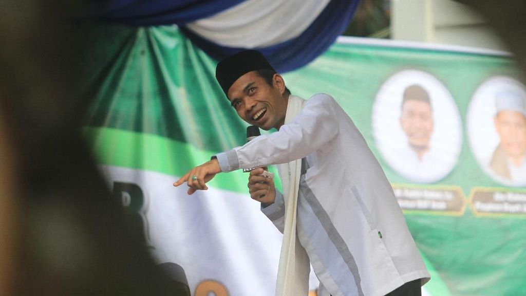 Ustaz Abdul Somad Bikin Akun IG Baru, Pesannya Menyentuh
