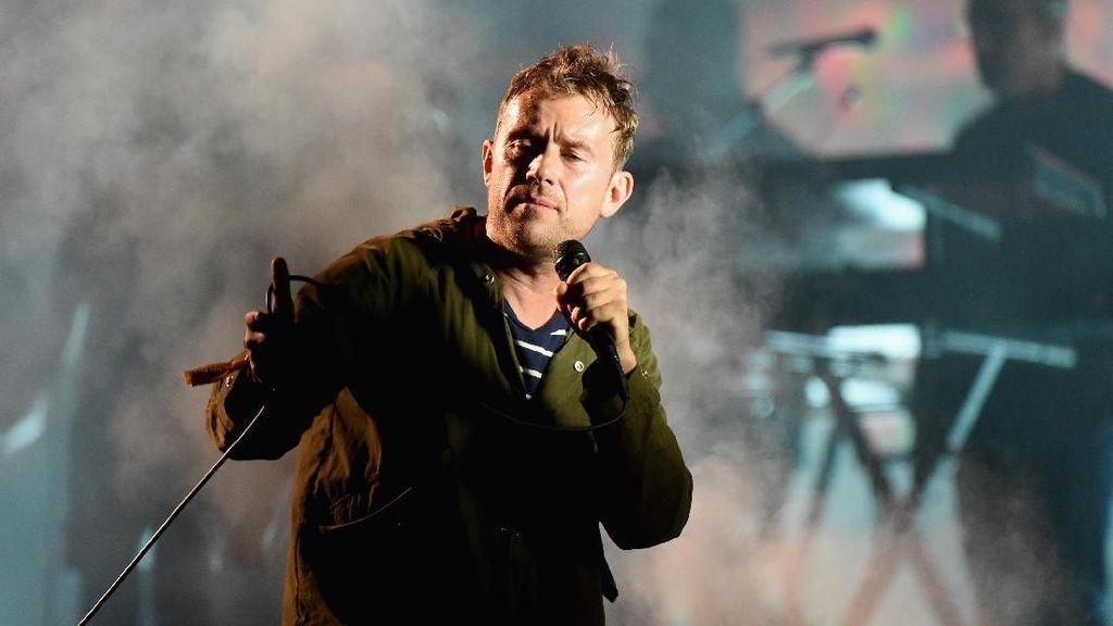 Damon Albarn: Musik Itu Harus Politis, Itu Sangat Dibutuhkan