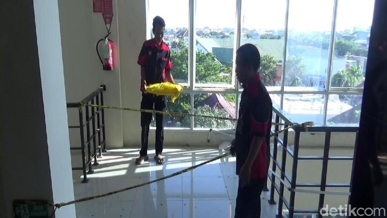 Ledakan di BKMM Makassar dari Petasan, Pelakunya Pegawai Gedung