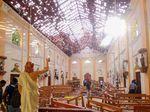 PBB Sebut 45 Anak Tewas dalam Serangan Bom Paskah di Sri Lanka