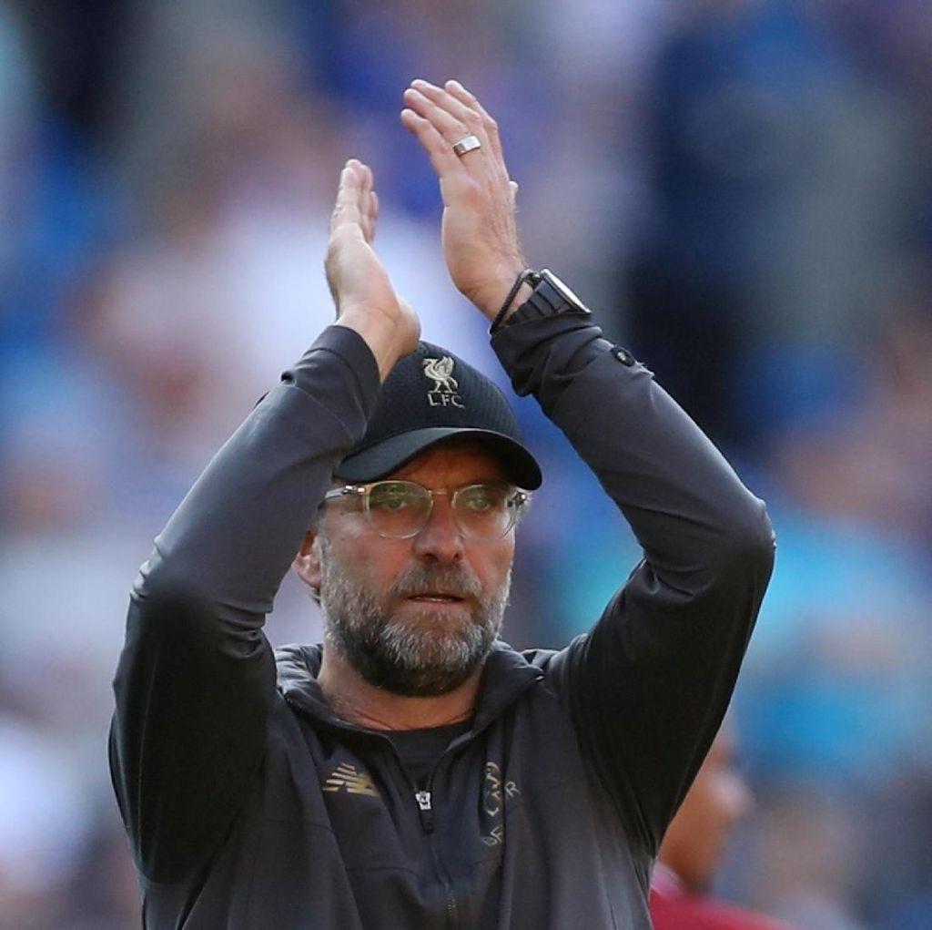 Klopp Tak Rasakan Tekanan dalam Perburuan Gelar Juara Liga Inggris
