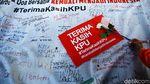 Aksi Iwa K hingga Tokoh Lintas Agama Dukung KPU