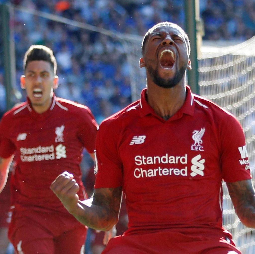 Taklukkan Cardiff, Liverpool Kembali Puncaki Klasemen Liga Inggris