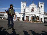 Ada Ledakan Lagi di Dekat Gereja Sri Lanka yang Diguncang Bom Paskah