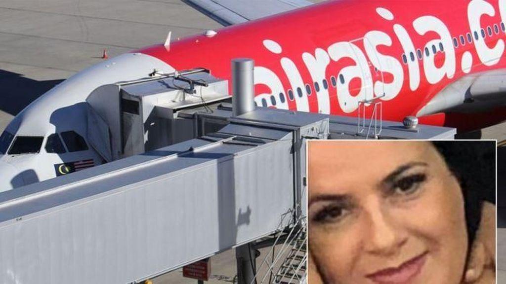 Bayi di Pesawat AirAsia Hembuskan Nafas Terakhir Setelah Dibacakan Doa