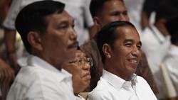 Deretan Tugas Tambahan buat Luhut dari Jokowi