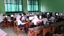 Belum Terakreditasi, 25 SMP di Ciamis Masih Numpang UNBK