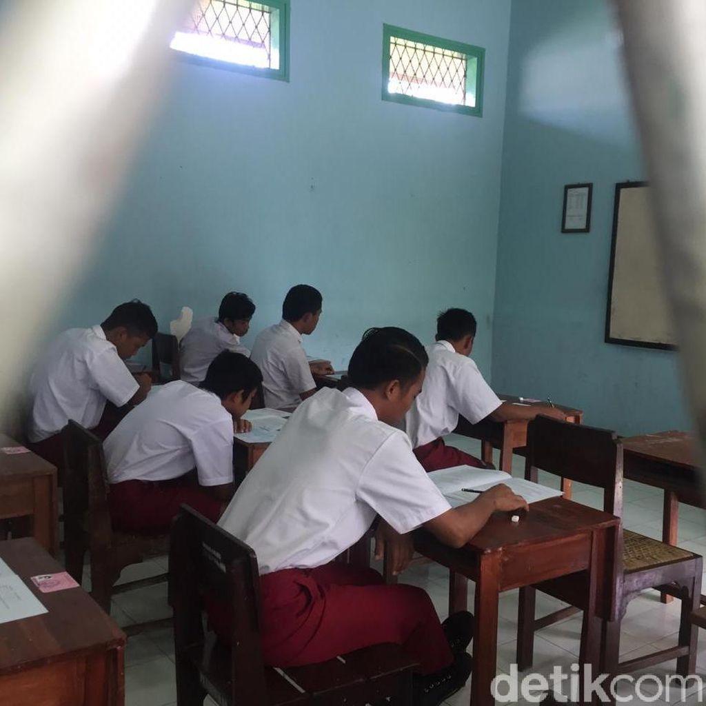16 Anak Binaan LPKA Blitar Ikut Ujian SD