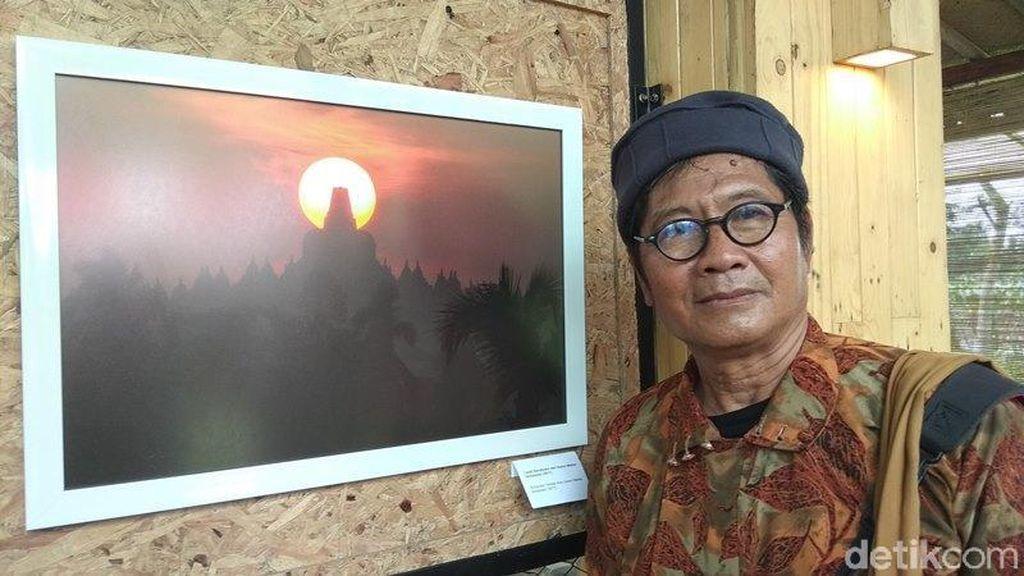 Dua Tahun Berburu Matahari di Atas Stupa Candi Borobudur