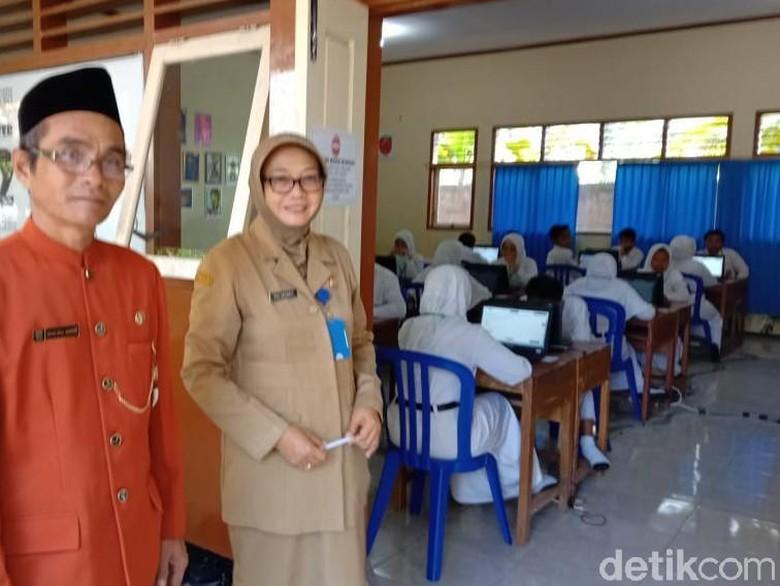84 Lembaga Pendidikan SMP di Kabupaten Malang Menumpang UNBK