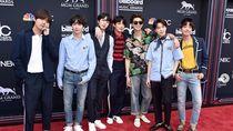 Wow! BTS Juga akan Gelar Konser di Arab Saudi