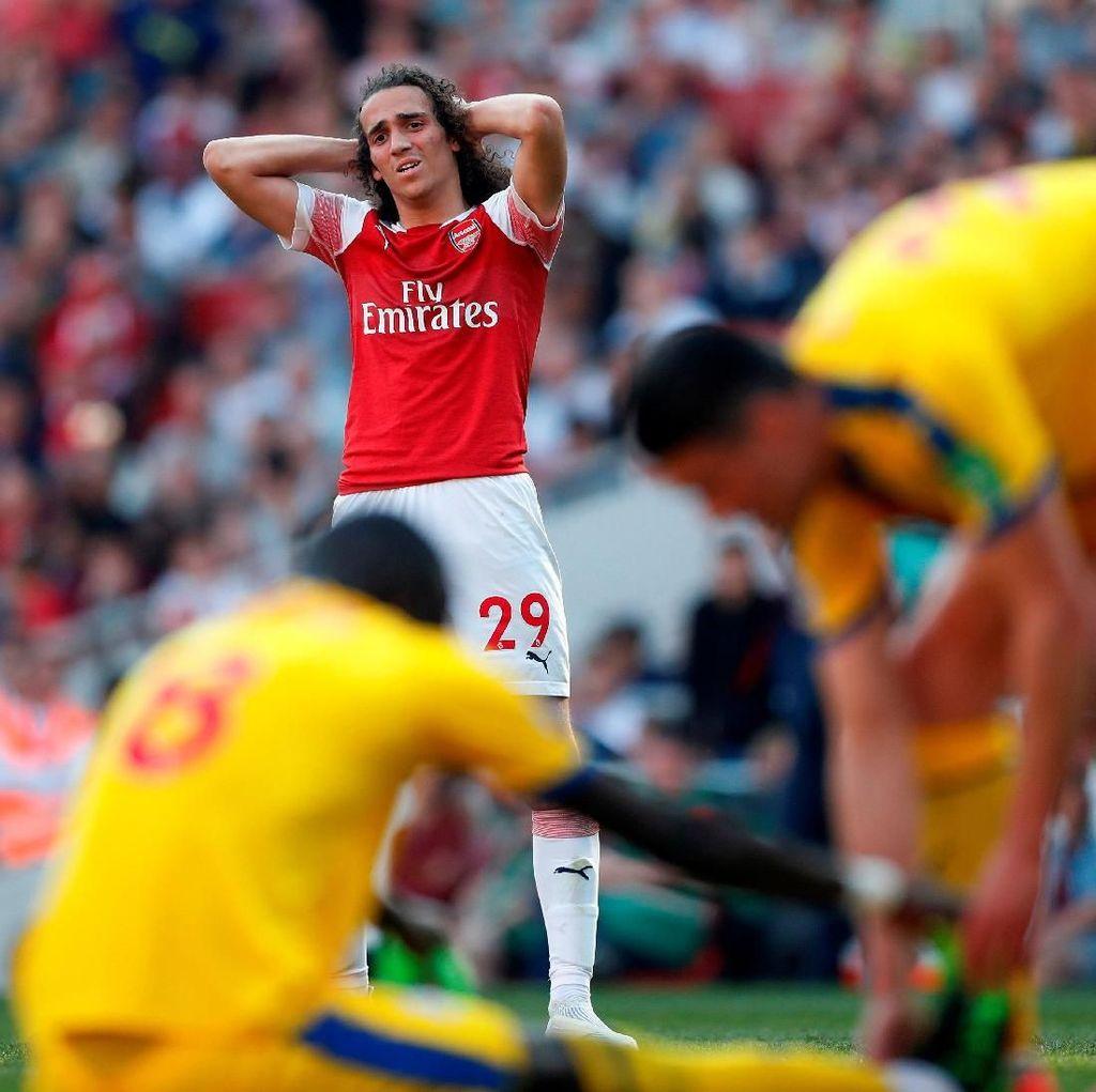 Arsenal vs Crystal Palace: The Gunners Tumbang di Kandang