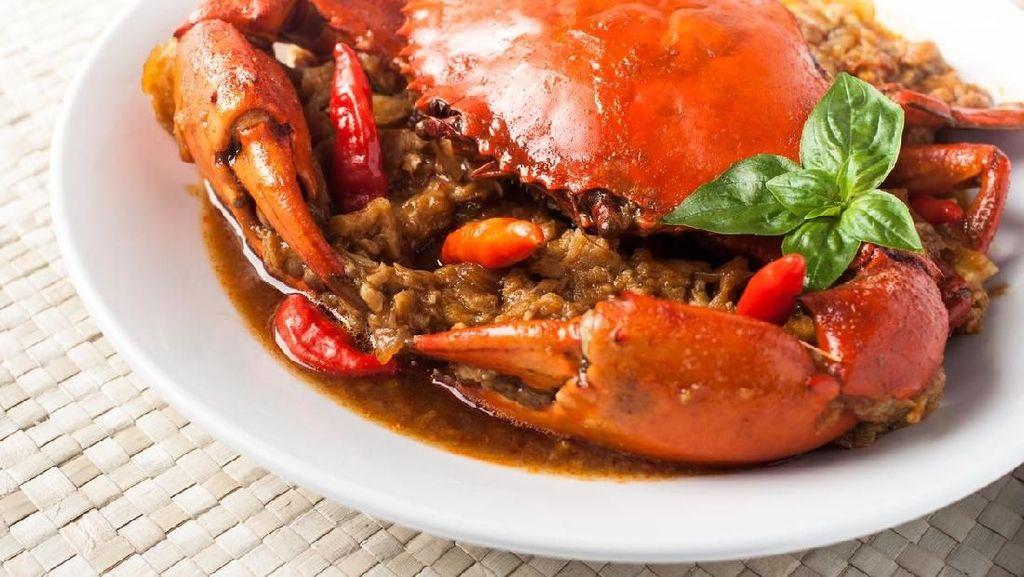 Seafood ala Restoran