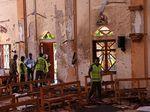 Sri Lanka Sebut Militan Lokal NTJ Ada di Balik Serangan Bom Paskah