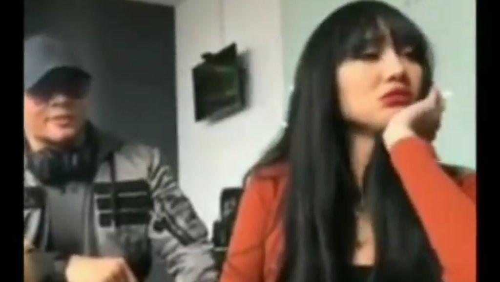Lucinta Luna Marah-marah, Deddy Corbuzier Merayu Minta Maaf