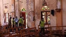 Terorisme di Sri Lanka