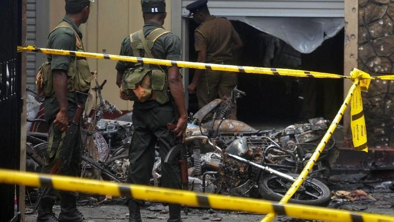 Sri Lanka Akui Abaikan Informasi Intelijen Soal Serangan Bom Paskah