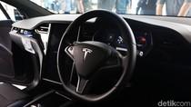 Menanti Tesla Garap Mobil Listrik di RI