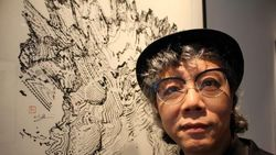 Hebat! Robot Buatan Seniman Hong Kong Bisa Gambar Lukisan Senilai Rp 183 Juta