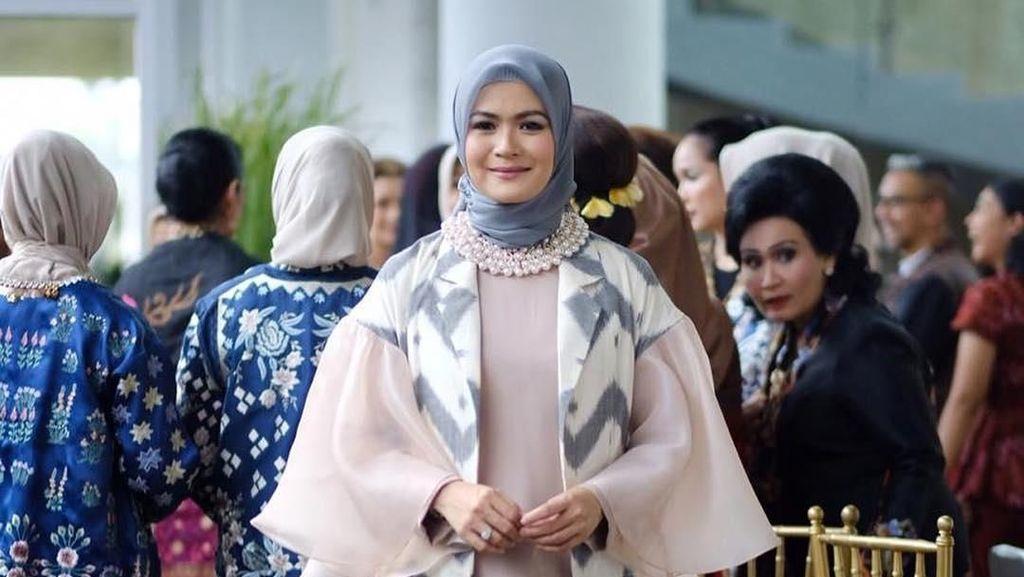 Cantiknya Istri Walikota Bogor yang Suaminya Baru Dilantik