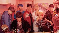 BTS Jadi Grup Setelah The Beatles yang Cetak Sejarah di Billboard