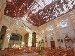 Hampir 60 Orang Ditangkap Usai Serangan Bom Paskah di Sri Lanka