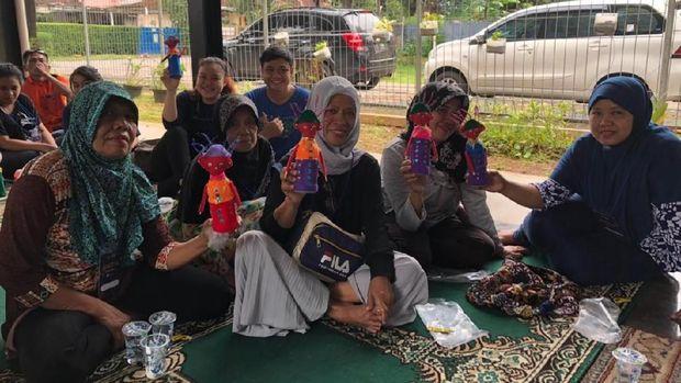 Pesan Damai Jelang Ramadan dari Anak Muda Lintas Agama