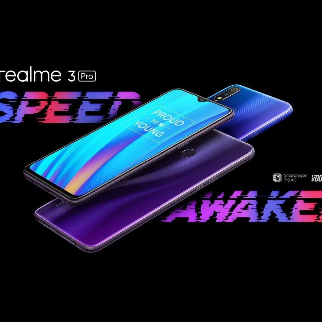 Realme 3 Pro Dirilis, Punya Spek Gahar dengan Harga Murah